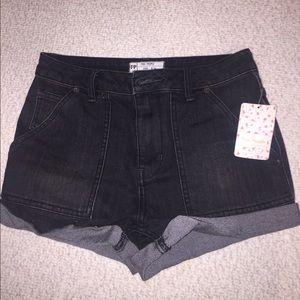 Free people azalea shorts